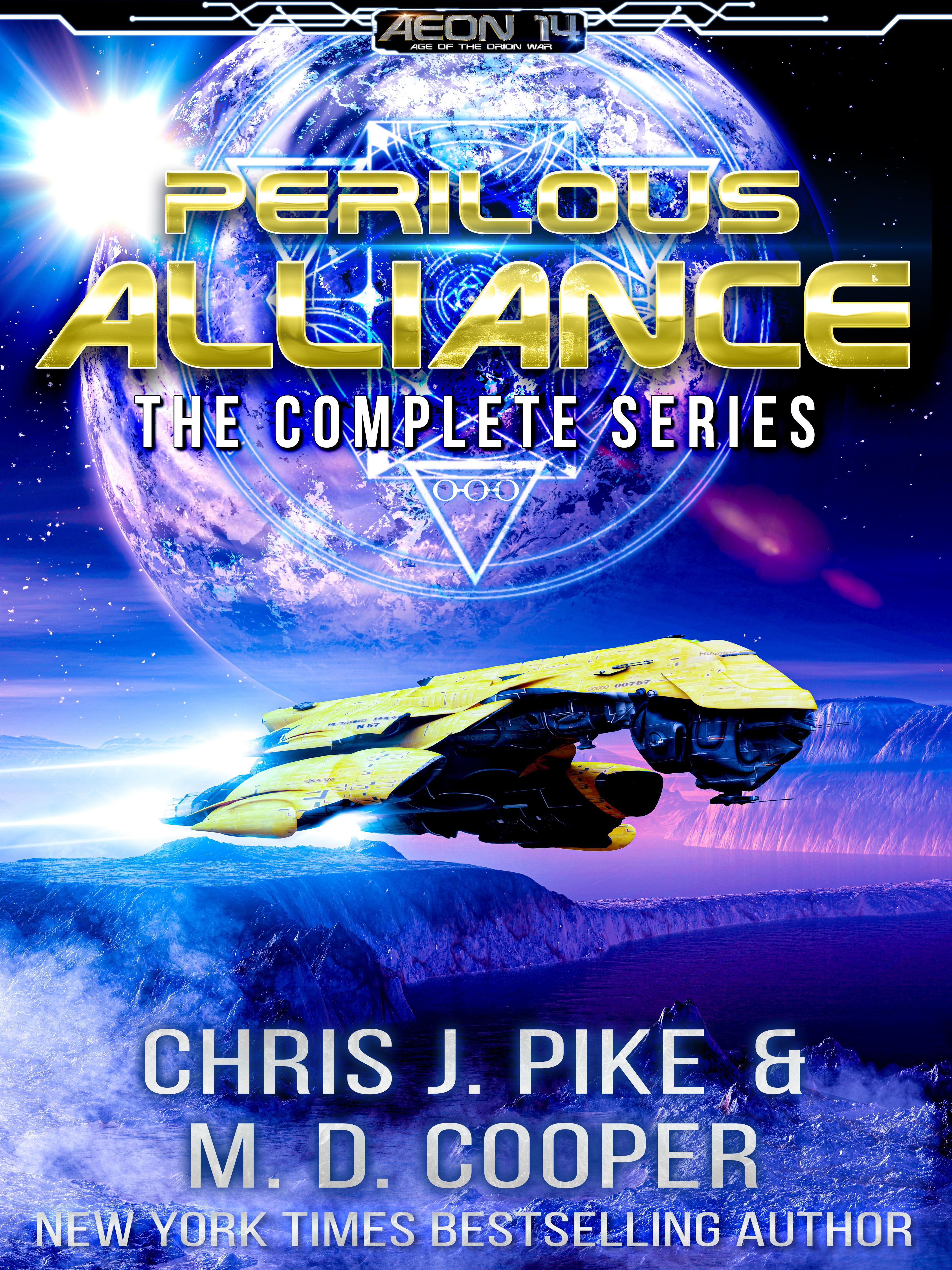 Perilous Alliance Omnibus