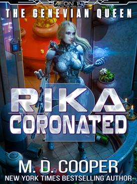 Rika Coronated