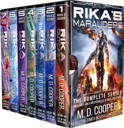 Rika's Marauders 3D
