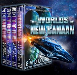 World of New Canaan Omnibus 3D