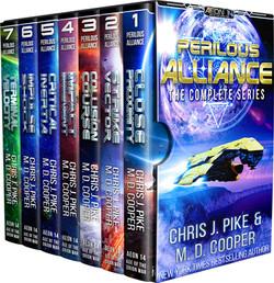 Perilous Alliance 3D Omnibus