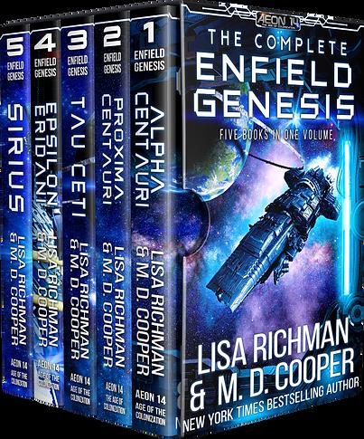 The Complete Enfield Genesis