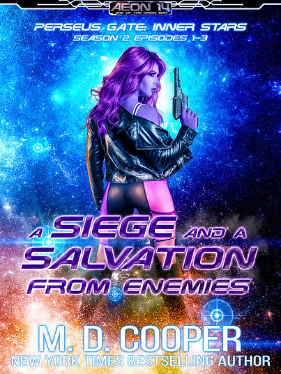 A Siege and a Salvation From Enemies