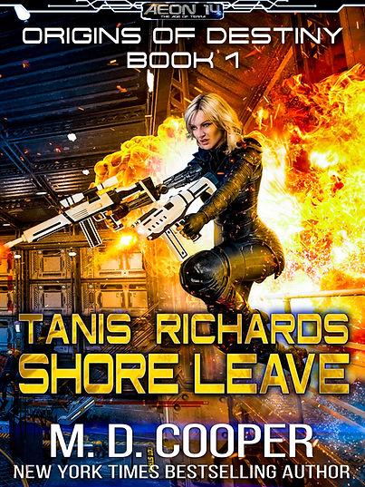 Tanis Richards: Shore Leave