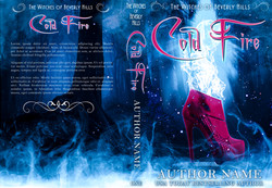 Cold Fire - Paranormal Women's Fiction - Full Wrap