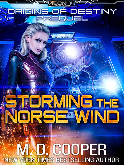 Storming the Norse Wind