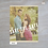 """Thumbnail: """"Poised"""" Vertical - Standard Save-The-Date Post Cards"""