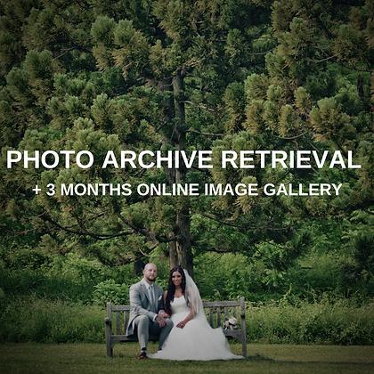 Image Archive Retrieval Service