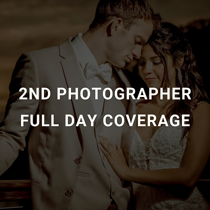 2nd Photographer Coverage