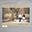 """Thumbnail: """"Poised"""" Horizontal - Standard Save-The-Date Post Cards"""