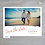 "Thumbnail: ""Adora"" Horizontal - Standard Save-The-Date Post Cards"