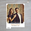 """Thumbnail: """"Adora"""" Vertical - Standard Save-The-Date Post Cards"""