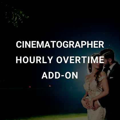 Cinematographer Hourly Overtime