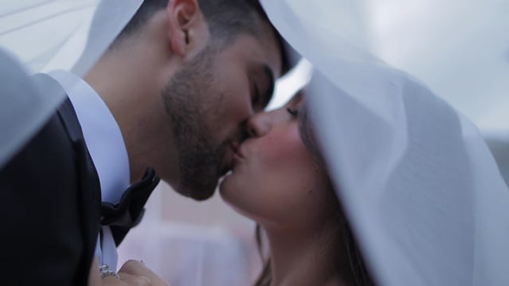 Brielle & Antonio's NJ Same Day Edit (SDE) Wedding Video at the The Venetian, In Garfield NJ by www.abellastudios.com