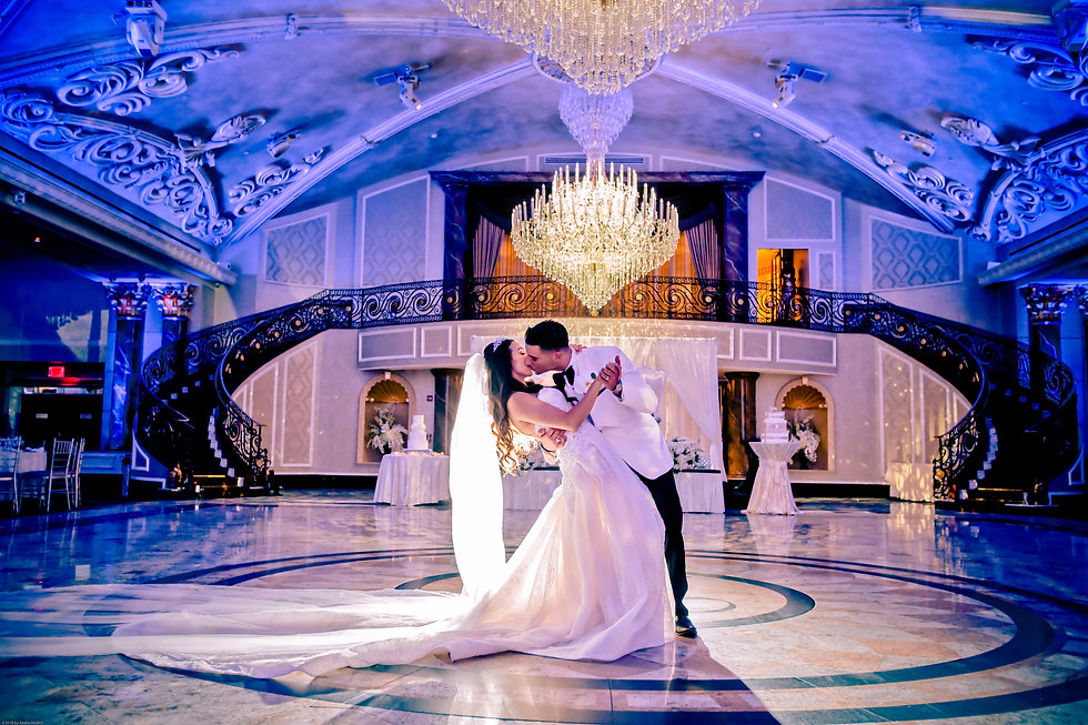 Palazzo at The Venetian in Garfield, NJ - Photo by Abella Studios (NJ Wedding Photographers & Cinematographers)