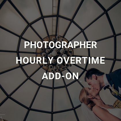 Photographer Hourly Overtime