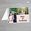 Thumbnail: Bi-Fold Horizontal Thank You Cards
