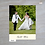 "Thumbnail: ""Poised"" Vertical Standard Thank You Cards"