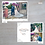 "Thumbnail: ""Fortunata"" Horizontal Thank You Cards (Double-Sided)"