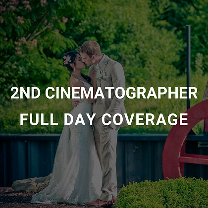 2nd Cinematographer Coverage