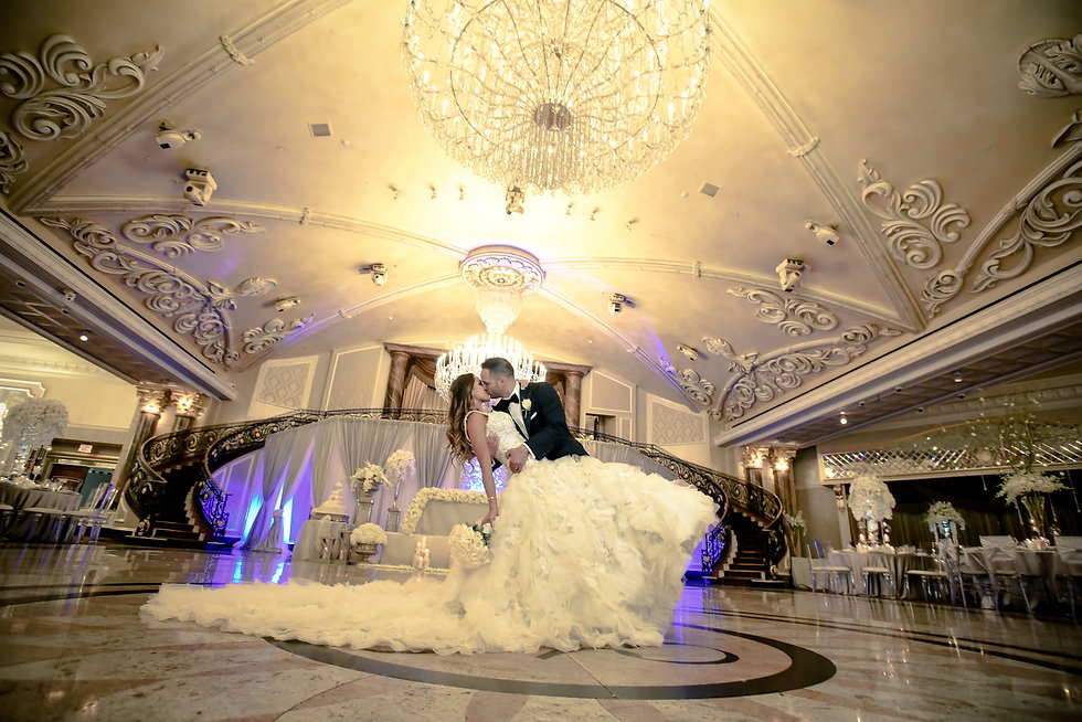 Palazzo at The Venetian in Garfield, NJ - Photo by Abella Studios