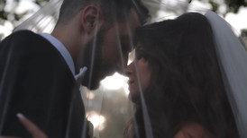 Carla & Bryan's NJ Same Day Edit (SDE) Wedding Video at Bear Brook Valley, In Fredon, NJ by www.abellastudios.com