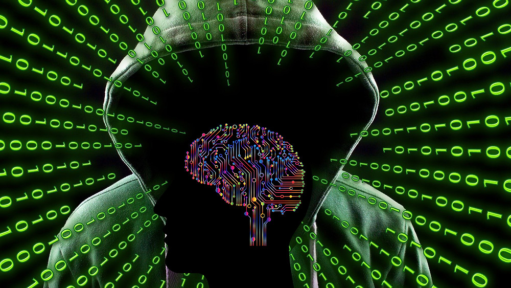 Hacker access to the brain
