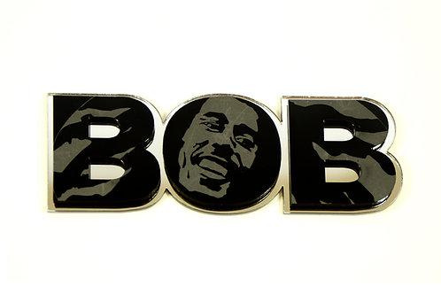 Bob Marley Engraved