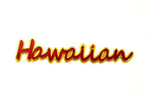 Hawaiian Script