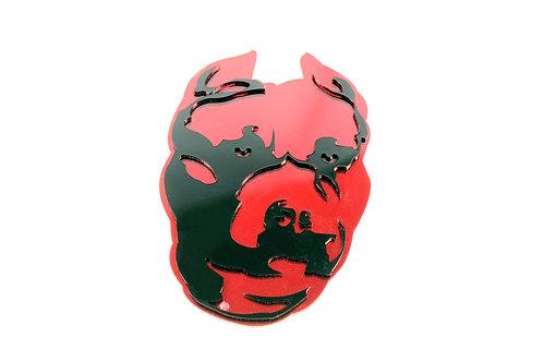 Pit Bull Head