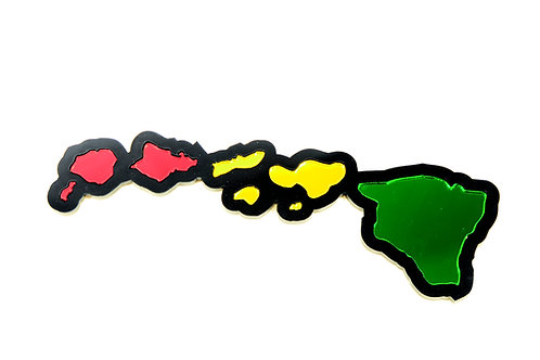 Small Rasta Island Chain