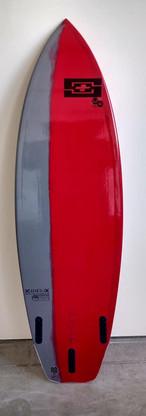 CT TARANTULA RED/GREY