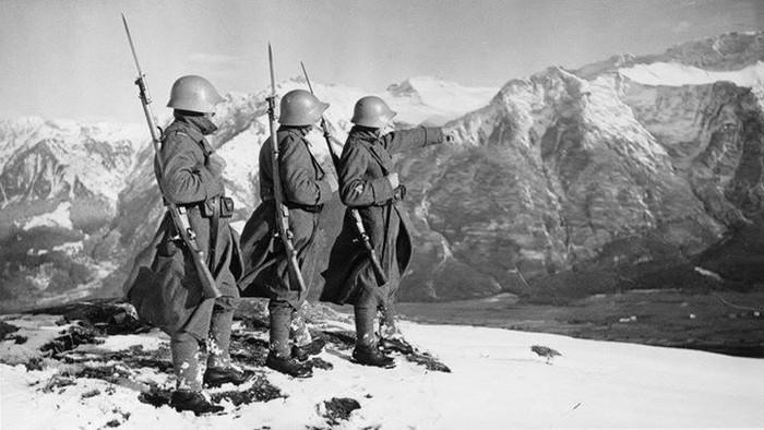 Swiss Army Day