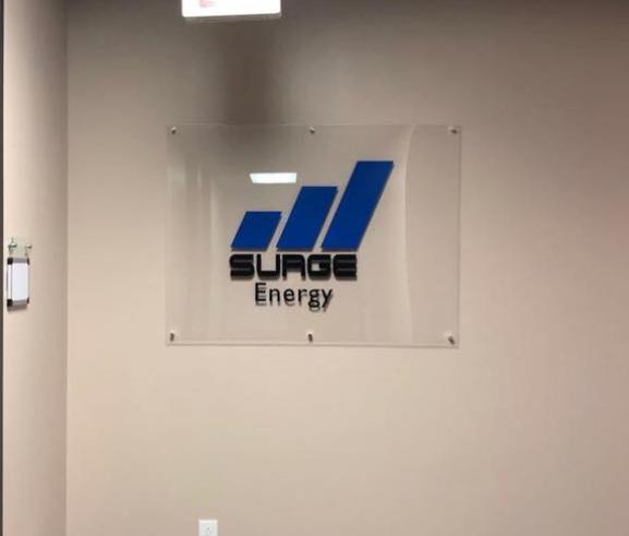 Logo Standoffs