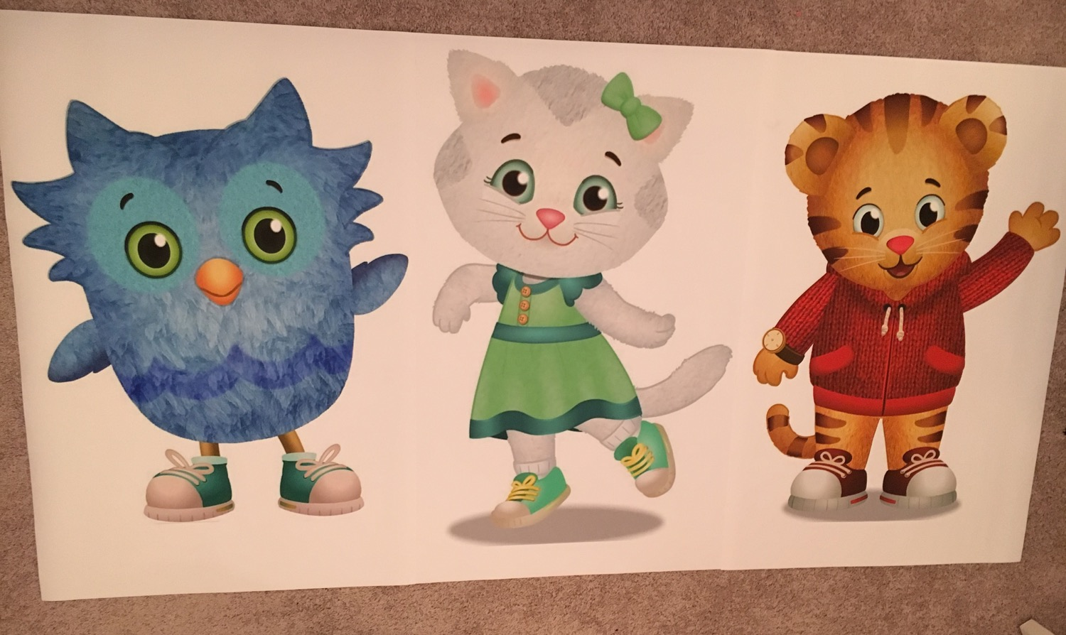 Kids Room Poster Decals