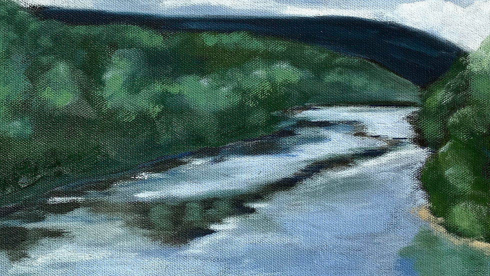 Delaware Water Gap (DWG) Without a Way