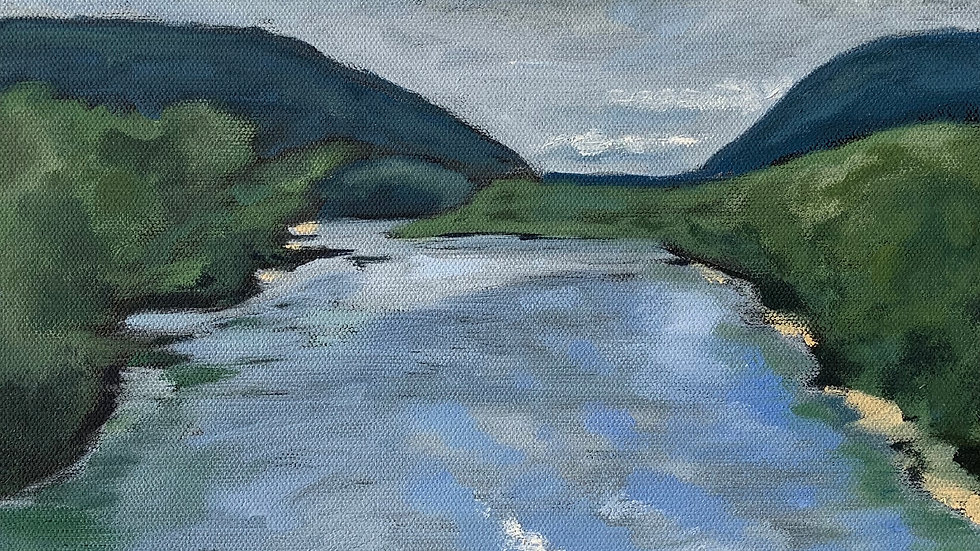 Delaware Water Gap (DWG) II Without a Way