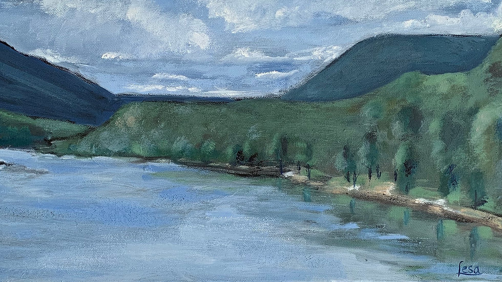 Delaware Water Gap (DWG) III Without a Way
