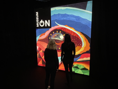 """Factorr launches MuseumON: a service providing world class """"edutainment"""" for malls, airports, and cities"""