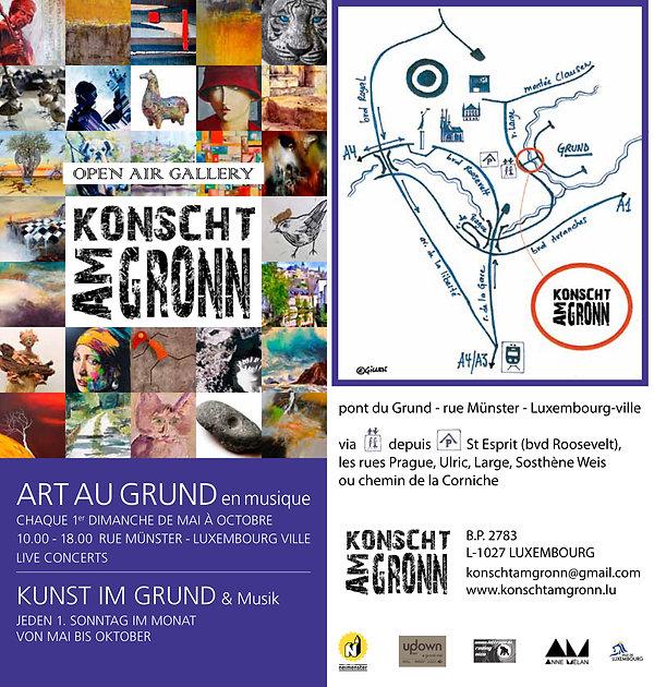 KONSCHT AM GRONN FLYER DOUBLE + ESPACE B