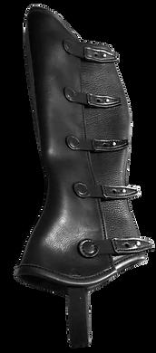 chaps portugaises existe en noir marrons et beaucoup d'autres couleurs sur mesure fabrication LM Sellier