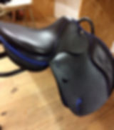 selle de formation LM Sellier