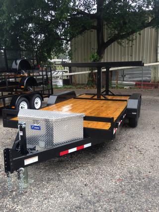 Custom Equipment Trailer