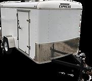 Custom Single axle enclosed trailer