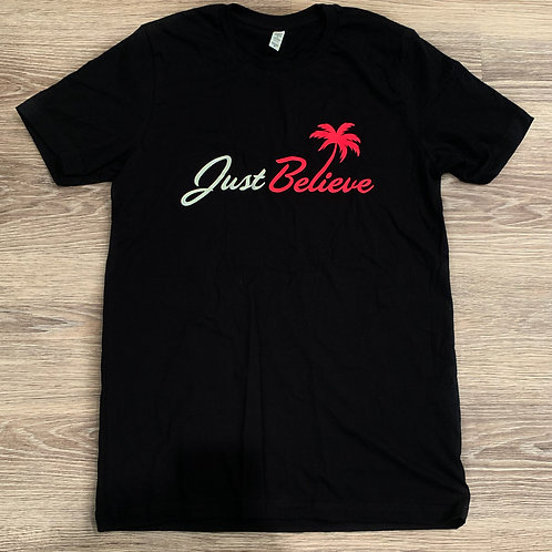 Just Believe Palm Tee