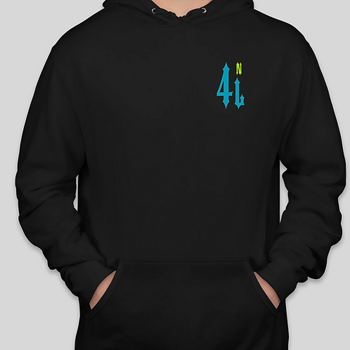 """""""The World is Yours"""" Hoodie"""
