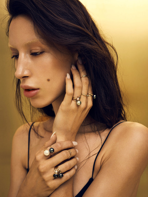 LOUISE ROUGHT JEWELLERY 2018