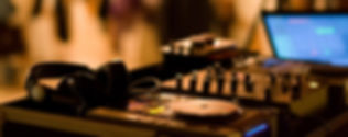 DJ Mixer, weddng, music, headphones, reception, party