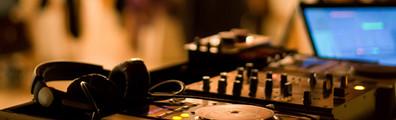 DJ Mixing Records
