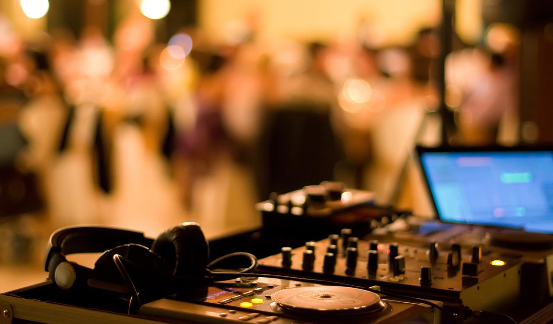 DJ Mixer | club nautico chia